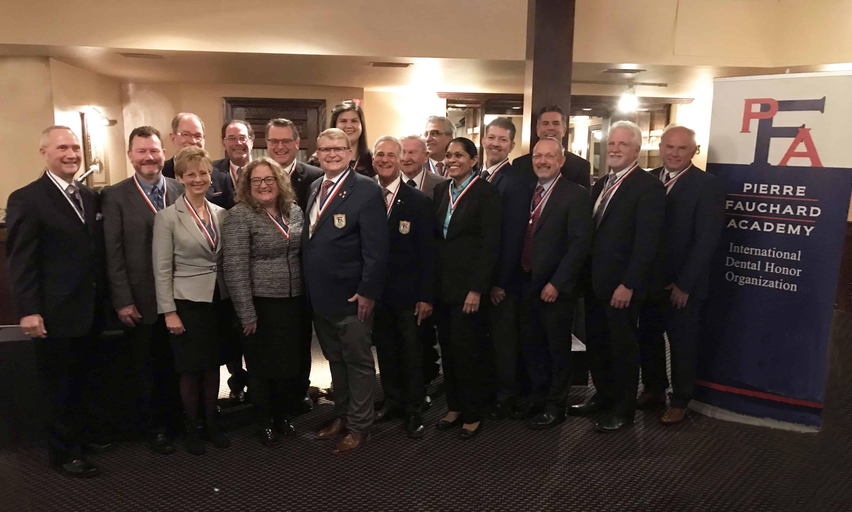 2020 Illinois New PFA Fellows