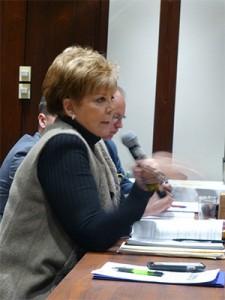 Dr. Paula Jones, Past President AGD
