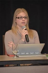 Dr. Sara May, OSF Resident