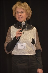 Dr. Sue Bishop, panel moderator