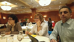 Drs. Lillian Obucina, Marcia Basciano, Ryan Vahdani
