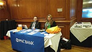 PNC Representatives Jose Prado & Patricia Dewey