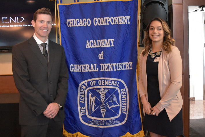 Dr. Todd Snyder and Dr. Kate Limardi ~ Chciag AGD seminar course