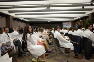UIC COD White Coat Ceremony