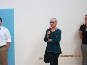 Dr. Marsha Babka, Assistant Professor MWU CDMI-IL and IL AGD Board Member