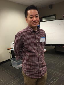 Dr. C.J. Yoon, IL & WI AGD Mastetrack Scholarship Recipient