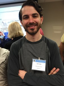 Dr. Nathan Benassi, IL & WI Mastertack Scholarship Recipient