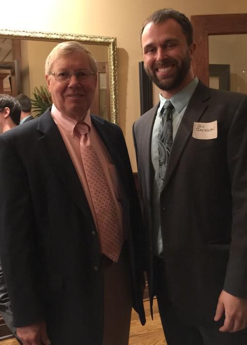 Dr. Robert Kozelka & Eric Jackson, CAGD