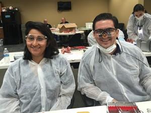 Drs. Shruti Pore & Ian Montie, IL AGD Mastertrack Scholarship Recipients