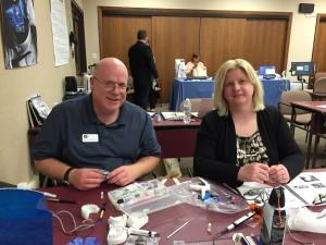 Drs. Jim Reichle & Lisa Salisbury