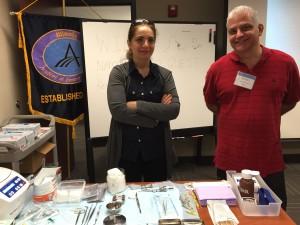 Drs. Yasmin Kanani and Anthony Benassi