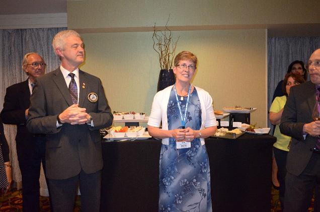 Larry Williams and Deb Noordhoff