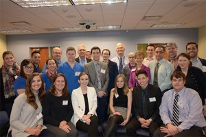 Midwestern University CODM-IL D-4 Case Presenters and Judges