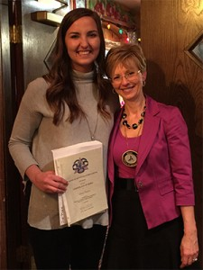 MWU D-4 Cassie Berens, IL AGD & ADI D-4 Case Presentations Second Place Winner