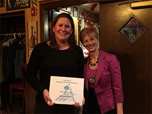 MWU D-4 Gwen Regnier, IL AGD & ADI MWU D-4 Case Presentations First Place Winner