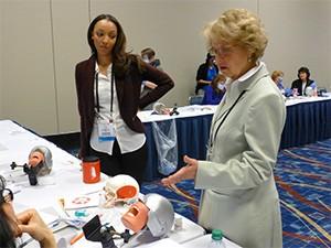 Drs. Sue Bishop & Ellen Hailemelecot