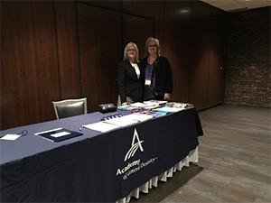 Jaime Petras, IL AGD Executive Secretary and Jill Freese