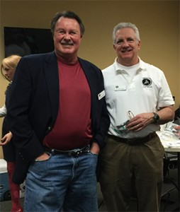 Drs. Doug Brown & Bill Lawley, Mastertrack Volunteer Commitee