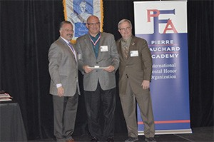 Dr. Salvatore Storniolo, Illinois Inductee Pierre Fauchard Academy