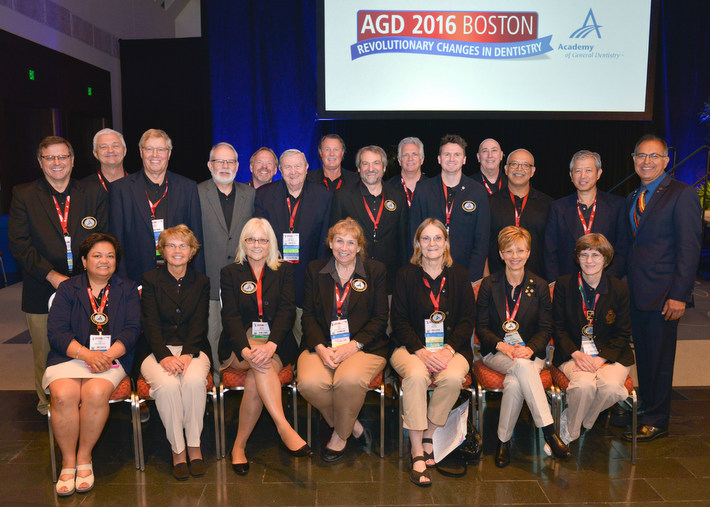 Region 8 Delegates and Alternates AGD 2016 House of Delegates in Boston
