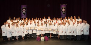 SIU College of Dental Medicine Class of 2019 White Coat Ceremony