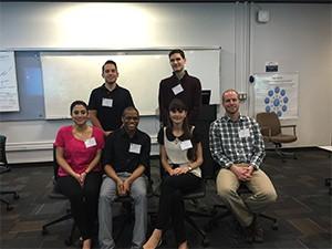 UIC COD COD D-4 Case Presenters Randa Nakib; Mark Anthony White; Eva Bici, Chad Goeke, John Luczak; Matthew S. Anderson