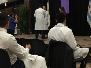 UIC COD 2015 White Coat Ceremony