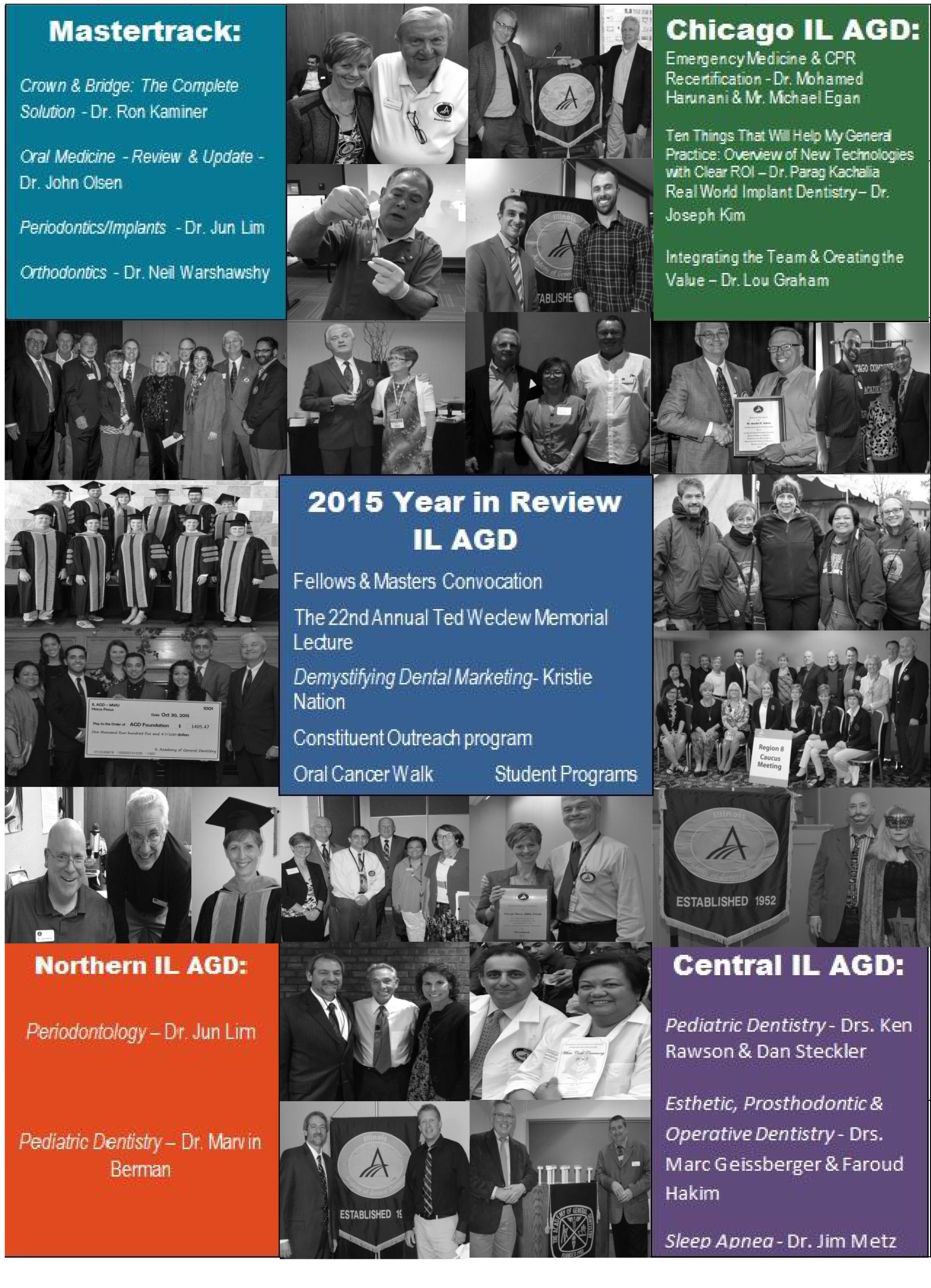 e-Advisor 2016 Winter Edition   Illinois Academy of General Dentistry