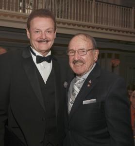 Dr. George Zehak and Dr. Samuel Cascio